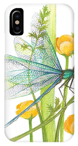 Sheer Wings / Sold IPhone Case