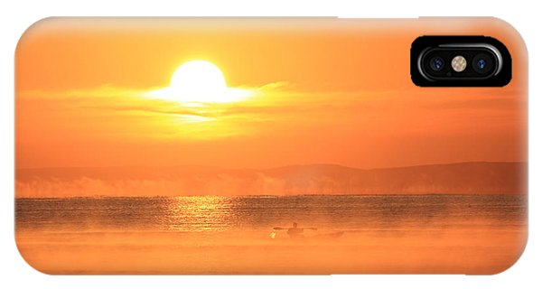 One Beautiful Morning... IPhone Case