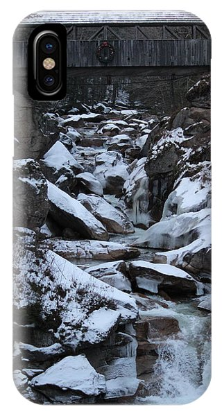 The Flume Gorge  IPhone Case