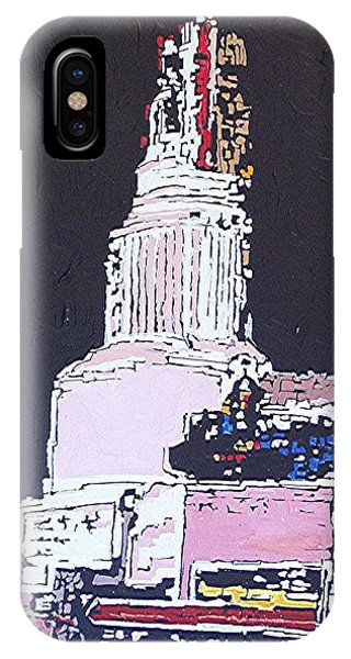 Tower Theatre Phone Case by Paul Guyer