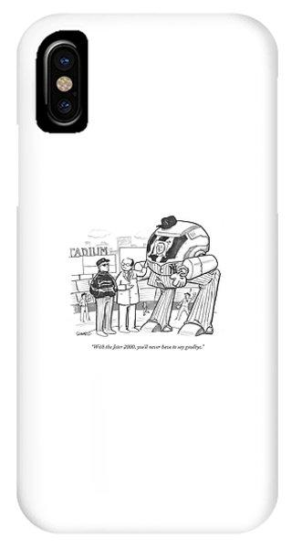 Derek Jeter iPhone Case - With The Jeter 2000 by Benjamin Schwartz