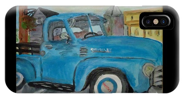 50 Chevy In Tannersville IPhone Case