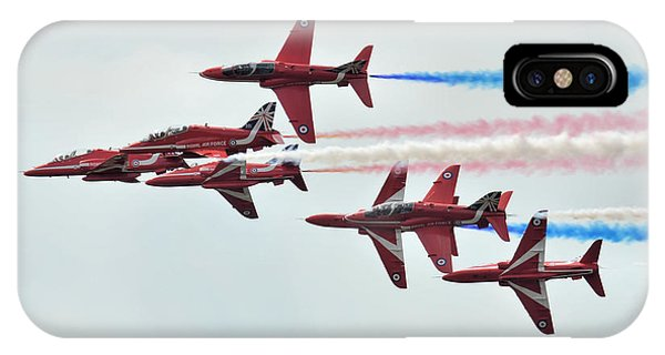 50th Anniversary 'red Arrows' IPhone Case