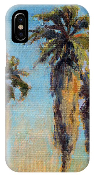 Pacific Breeze IPhone Case