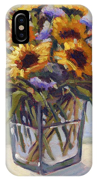 Summer Bouquet 4 IPhone Case