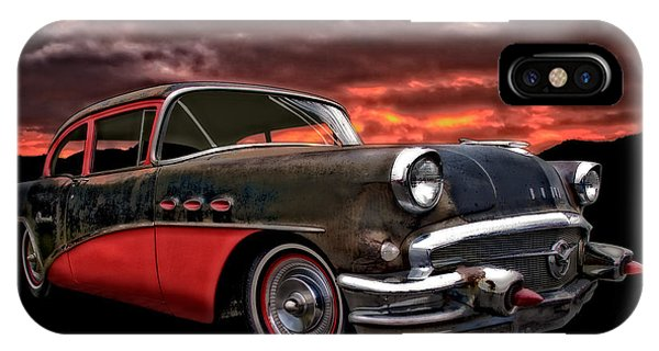 53 Buick Special Two Door IPhone Case