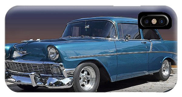 56 Chevy IPhone Case