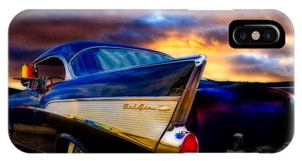 57 Belair Hardtop Cruise Is Done IPhone Case
