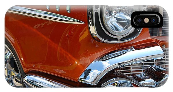 '57 Chevy Closeup IPhone Case