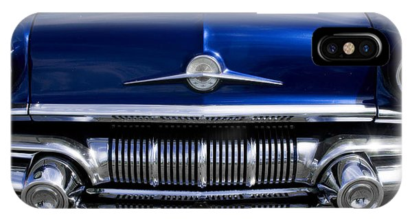 '57 Pontiac Safari Starchief IPhone Case