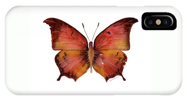 58 Andria Butterfly IPhone Case