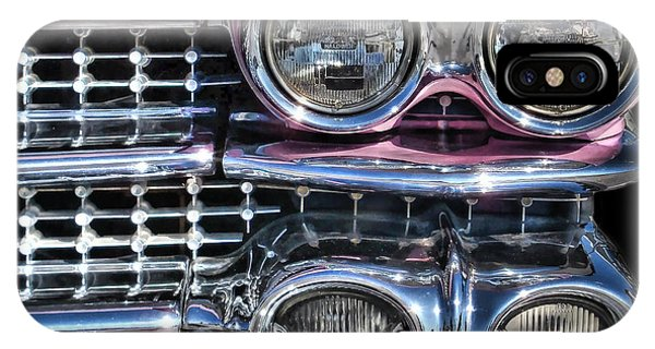 59 Caddy Lights IPhone Case