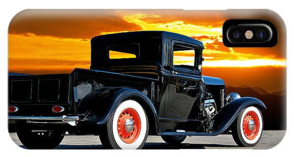 1932 Ford Pick Up Phone Case by Dave Koontz