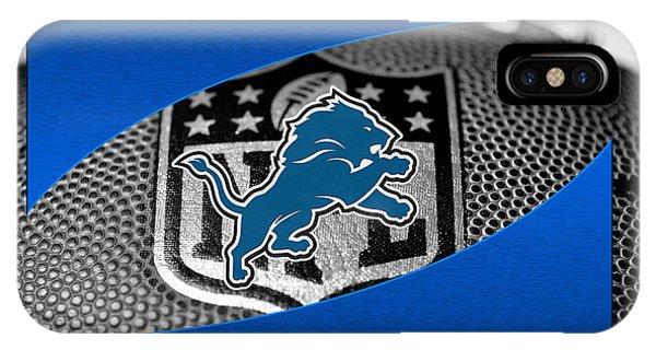 Detroit Lions IPhone Case