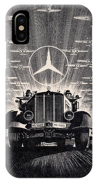 Mercedes - Benz IPhone Case
