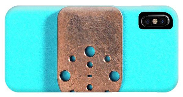 Npl iPhone Case - Millimetre Radio Waveguide by Andrew Brookes, National Physical Laboratory