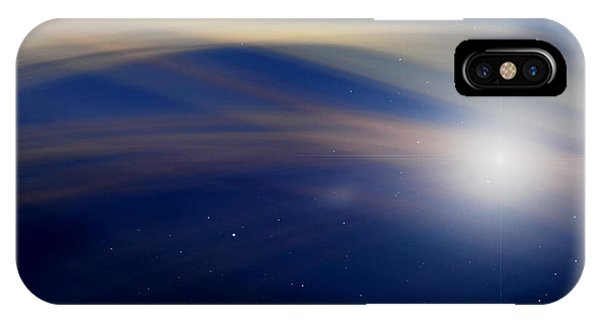 Astro iPhone Case - Stardust by Laura Fasulo