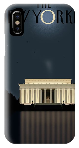 New Yorker November 17th, 2008 IPhone Case