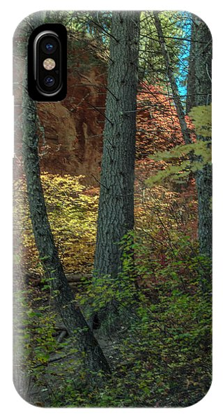 West Fork Fall Color IPhone Case