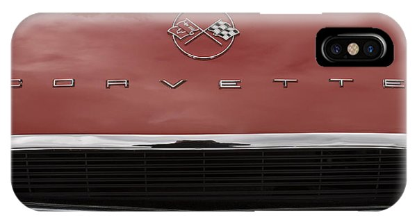 62 Corvette IPhone Case