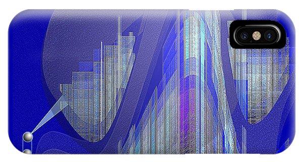 629 - City Of Future 5 .... IPhone Case