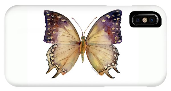 63 Great Nawab Butterfly IPhone Case