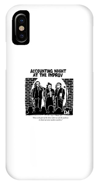 Now Is The Part Of The Show When We Ask IPhone Case