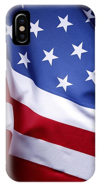 American Flag 50 IPhone Case