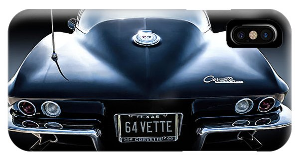 Chevrolet iPhone Case - 64 Stinger by Douglas Pittman