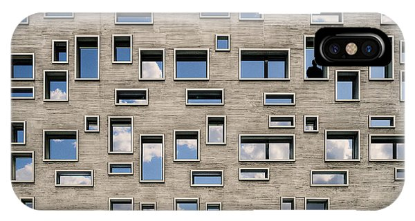 People iPhone Case - 68 Windows And 1 Soul by Luc Vangindertael (lagrange)