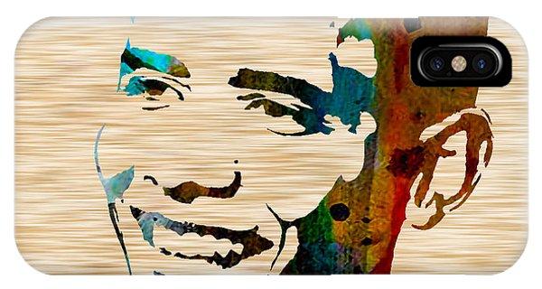 Barack Obama iPhone Case - Barack Obama by Marvin Blaine