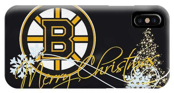 Boston Bruins IPhone Case