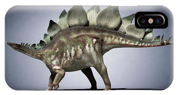 Dinosaur Phone Case by Sciepro