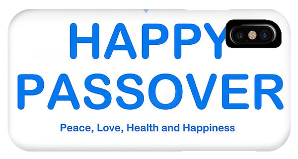 Happy Passover IPhone Case