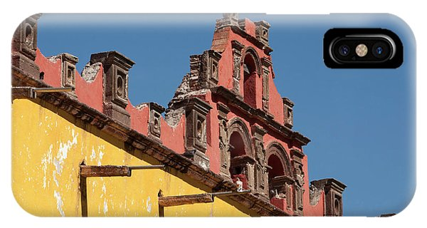San Miguel iPhone Case - North America, Mexico, San Miguel De by John and Lisa Merrill