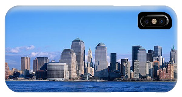 Nyc, New York City New York State, Usa IPhone Case