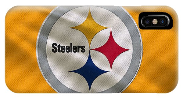 Pittsburgh Steelers Uniform IPhone Case