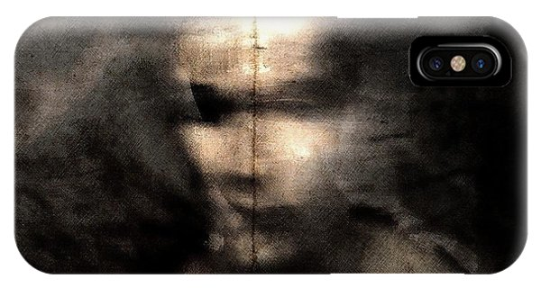 Texture iPhone Case - Shadows (portrait) by Dalibor Davidovic