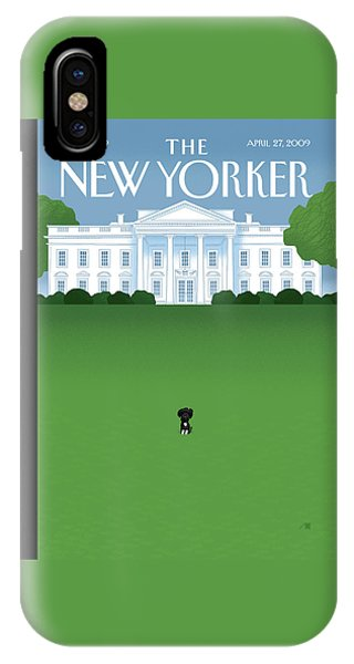 New Yorker April 27th, 2009 IPhone Case