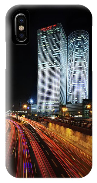 Skyscraper iPhone Case - Untitled by E.amer