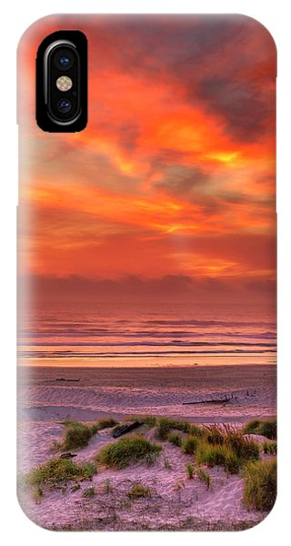 Oregon Sand Dunes iPhone Case - Usa, Oregon, Florence by Jaynes Gallery