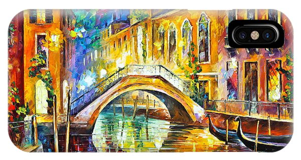 iPhone Case - Venice by Leonid Afremov