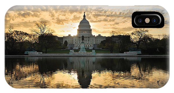 Washington Dc IPhone Case