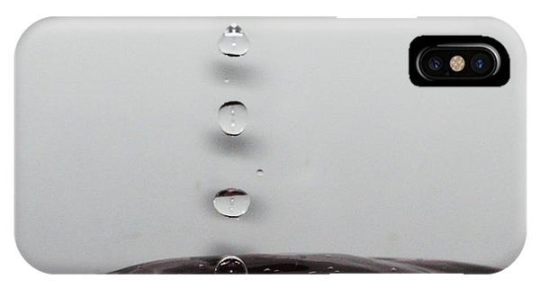 7 Water Drops IPhone Case
