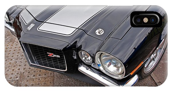 71 Camaro Z28 IPhone Case