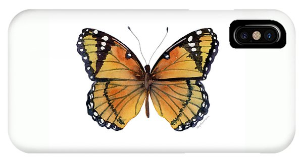 76 Viceroy Butterfly IPhone Case