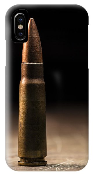 7.62 X 39mm IPhone Case