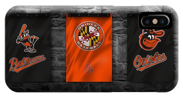 Baltimore Orioles IPhone Case