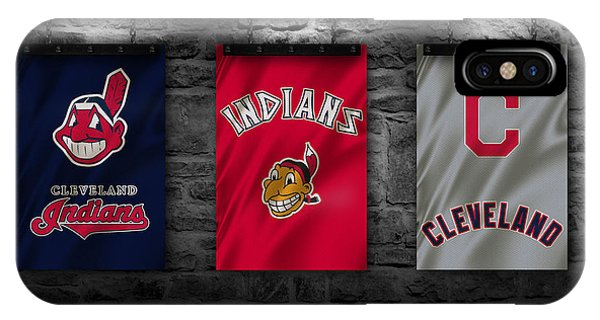 Iphone 4 iPhone Case - Cleveland Indians by Joe Hamilton