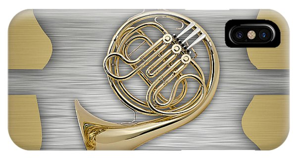 French Horn Collection IPhone Case